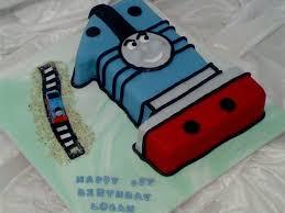 Number 1 Birthday Cake Designs Thomas The Tank Engine No 1 Birthday Cake Cakecentral Com