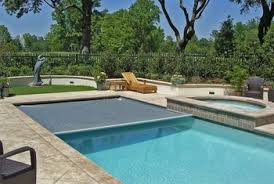 automatic pool covers for odd shaped pools. An Infinity 4000™ Electric Pool Cover Will Fit Any Size And Shape Of Automatic Covers For Odd Shaped Pools