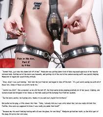 Bondage chastity belt stories