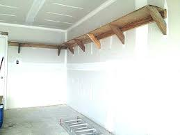 diy wood garage shelves diy garage shelving ideas wall mounted garage shelves homemade garage shelving ideas