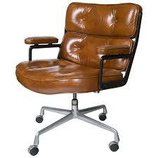 eames ribbed chair tan office. Eames Executive Chair By Herman Miller At 1stdibs Replica 5455 Full Ribbed Tan Office I