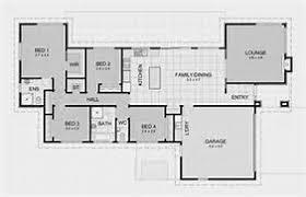 Impressive Simple Open House Plans   Simple Bedroom House Floor        Impressive Simple Open House Plans   Simple Bedroom House Floor Plans