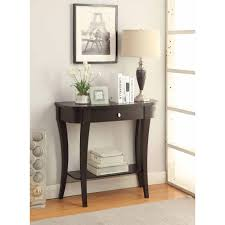 small table for hallway. Modern Makeover And Decorations Ideas Glass Half Moon Entry Picture With Astonishing Small Tables Table Console Entryway Hall Metal An For Hallway E