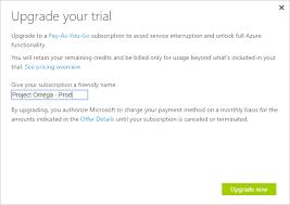 Free Service Invoice Mesmerizing Upgrade Your Free Azure Subscription To PayAsYouGo Microsoft Docs