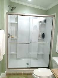 two piece tubs one piece tub and shower unit 3 piece fiberglass shower enclosures 1 piece