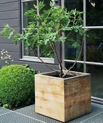 15 best wooden planters images on woodworking large planter box