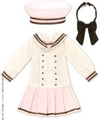 PNXS Gymnasium Sailor <b>One</b>-<b>piece</b> Set II (<b>Strawberry</b> x Chocolate ...