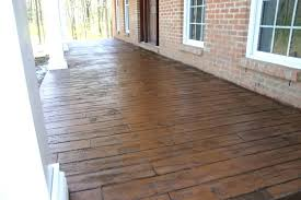 stamped concrete porch pattern is wood plank pictures of patios patterns