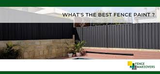 Whats The Best Fence Paint Dulux Fence Paint Fence