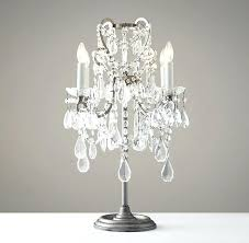 table chandelier image of beautiful crystal chandelier table lamp tabletop chandelier centerpieces for weddings