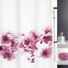 Купить Штора для ванной комнаты <b>Spirella</b> Amanda в ...
