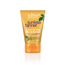 Alba Botanica <b>Sunless Tanner</b> Lotion, <b>4 oz</b>. - Walmart.com - Walmart ...