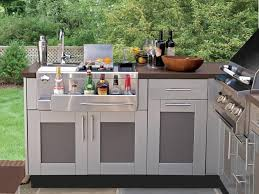 Cabinets For Outdoor Kitchen Kitchen 2017 Modern Homedepot Outdoor Kitchen Cabinet Marine