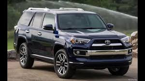 Toyota Sequoia 2016   Interior And Exterior   SUV Car  With Full ...