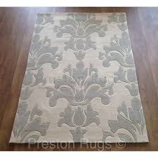 iliv palladio natural damask rug 150 x 240 cm 5 x 8