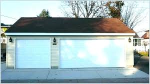 average cost to replace a garage door install garage door k cost average cost to fix