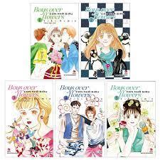 Combo Boys Over Flowers - Con Nhà Giàu: Tập 1 + Tập 2 + Tập 3 + Tập 4 + Tập  5 (Bộ 5 Tập)