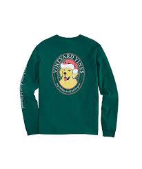 Christmas Good Boy Long Sleeve Pocket Tee