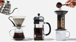 Original portable french press coffee maker   vacuum insulated travel mug: These Are Our Favorite Ways To Make Coffee At Home Bon Appetit