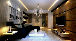 lighting for lounge room. Large Size Of Living Room: Modern Chandelier Above Black Furniture Sofa Set Flat Table In Lighting For Lounge Room