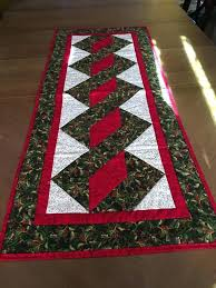 Christmas Table Runner Patterns Best Holiday Table Runners Free Quilted Runner Patterns Rightz