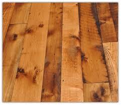 reclaimed oak wide plank floor