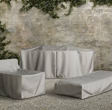 covers for patio furniture. View In Gallery Patio Furniture Covers From Restoration Hardware For A