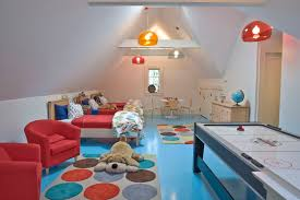 kids pendant lighting. Gaming Bedroom Design Kids Contemporary With Polka Dots Game Room Pendant Lighting Y