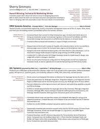 Resume Writing Examples Musiccityspiritsandcocktail Com