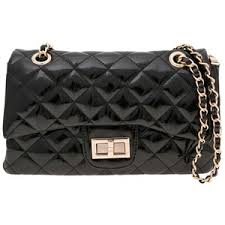 A|Wear Black Quilted Crossbody Bag - Polyvore & A|Wear Black Quilted Crossbody Bag Adamdwight.com