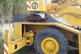 Coles 25 Ton Crane Load Chart Coles Husky 625 Omeco It