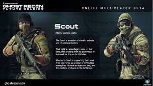 army recon scout scout ghost recon wiki fandom powered by wikia