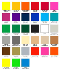 Pms Matching Chart Pantone Matching System And Color Chart