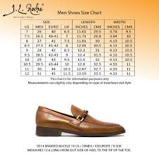 Buckle Size Chart 9514 Loafer With Handmade Braided Buckle J L Rocha Collections