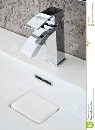 Modern Bathroom Taps Modern Bathroom Taps Stock Photo Image 61295835