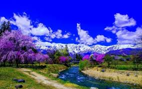 Spring in the Mountains - Mountains & Nature Background Wallpapers on Desktop Nexus (Image 2375725)