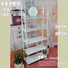 Wrought Iron Display Stands
