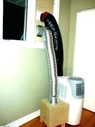 portable air conditioner vent kit portable air conditioner vent kit s wall portable air conditioner vent
