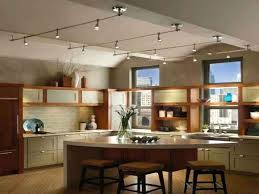kitchen kitchen track lighting vaulted ceiling. Track Lighting Sloped Ceiling Best Kitchen Images On From . Vaulted