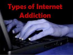 internet addiction addiction pathological internet usecompulsive internet use internet dependence 11 types