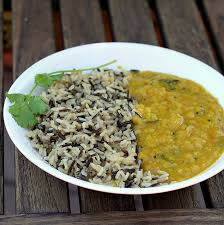 ethiopian kik alicha split pea stew vegan richa