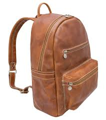 leather backpack tintoretto