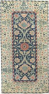 another designer in the morris circle was c f voisey who worked on rugs and carpets as well as textiles and wallpapers