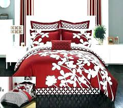 red black and grey bedding red black grey and white comforter sets blue set bedding twin