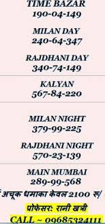 11 Best Result Images Main Mumbai Kalyan Tips Satta