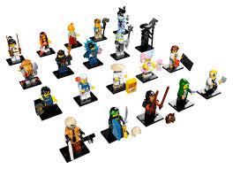 LEGO Minifigures THE LEGO® NINJAGO® MOVIE - 71019 (Includes any one  character) - Walmart.com - Walmart.com