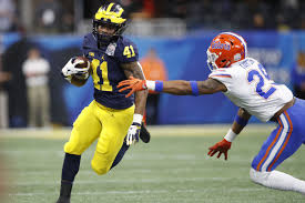 Michigan Football Depth Chart Michigan Football Running Back Predictions Maize N Brew