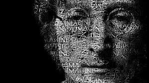 Photoshop Tutorial How To Transform A Face Into A Powerful Text Portrait