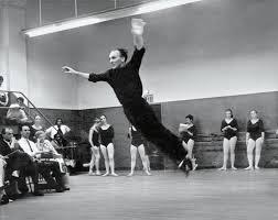 Balanchine Teaching   The New Yorker