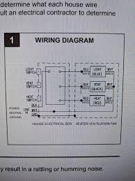 wiring a heat fan light my wiring diagram electrical wiring a heater vent fan light for bathroom home how to wire a heat light fan wiring a heat fan light